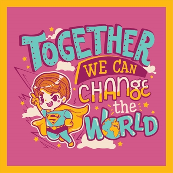 Together we change the world 2