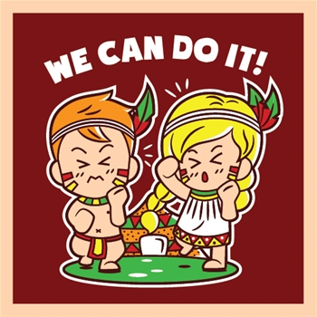 We can do it 2...